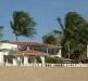Villa Linda spiaggia e villa vista dal mare