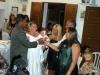 Padrino, Madrine, Sposa, Sposo e Yago