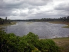 Lago salato (lagoa do Sao) prima di arrivare a Sao Miguel de Gostoso